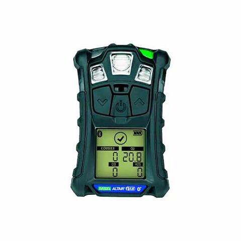 Gasdetektor: Den mest hårdføre 4-gasmonitor på markedet! - ALTAIR 4XR Multi Gas Detector til gasdetektering