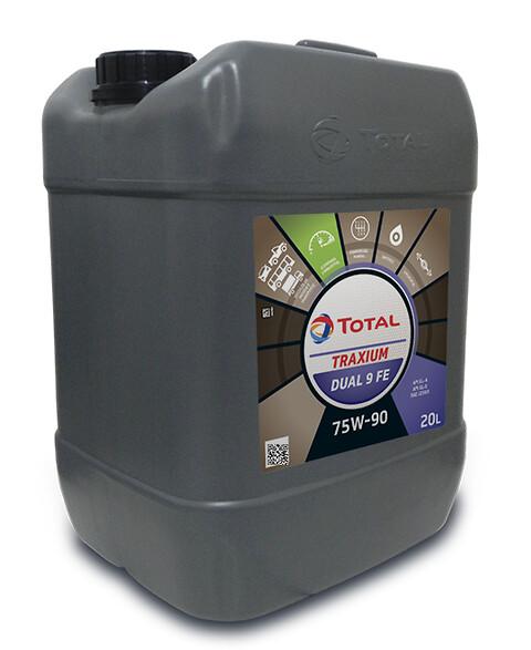 """Syntetisk """"Premium"""" Transmissionsolja från TotalEnergies - TotalEnergies, Traxium, transmissionsolja"""