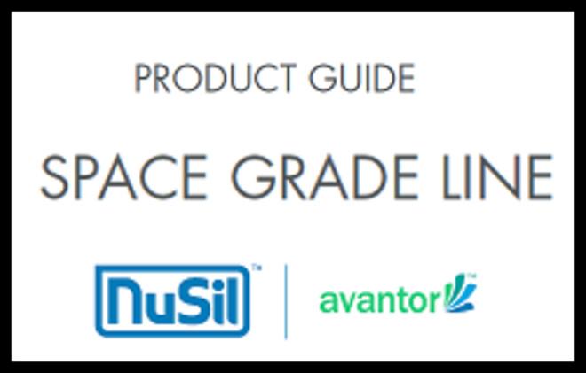 Nusil lanserar ny katalog för rymdklassade silikoner