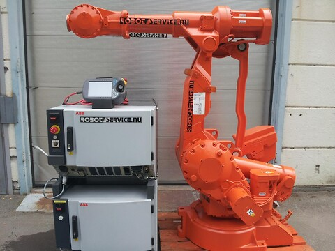 ABB robot IRB4400 IRC5 60kg/1.95m M2004 FYND!!!