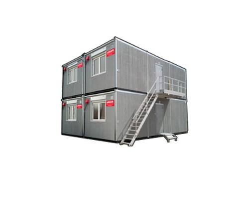 Udlejning af moduler, letvogne og containere - Udlejning af moduler, letvogne og containere