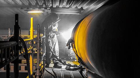 Solid Vedlikehold tilbyr metallisering