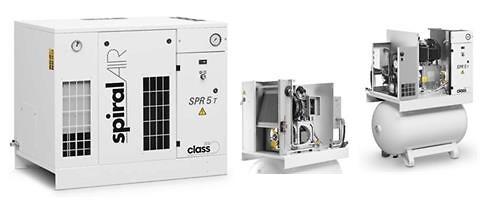 CP Oljefri kompressor 1,5kw, 8bar, 230V fra NTT