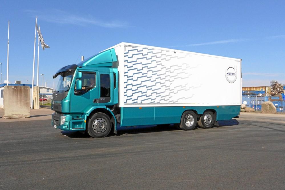 e5635c4bcdd0 Lastbil til både distribution og entreprenørkørsel - Transportmagasinet