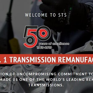STSAB Reman transmission Rematec 50years