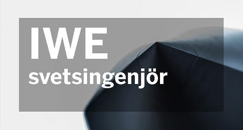 Internationell Svetsingenjör, IWE