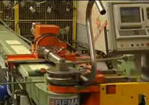 CNC-Rørbukning