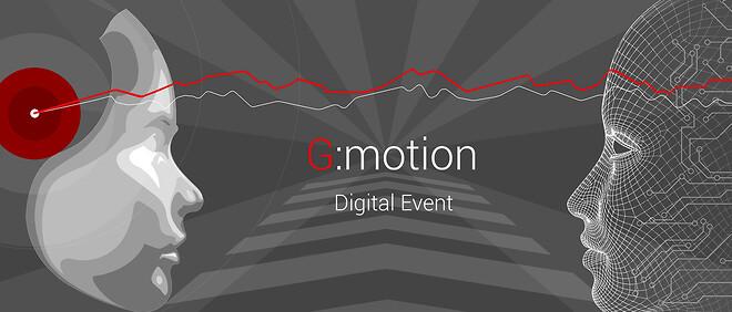 GEMÜ G:motion - Virtuel event med interaktivt program