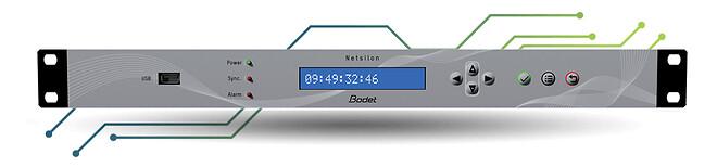 Netsilon timeserver