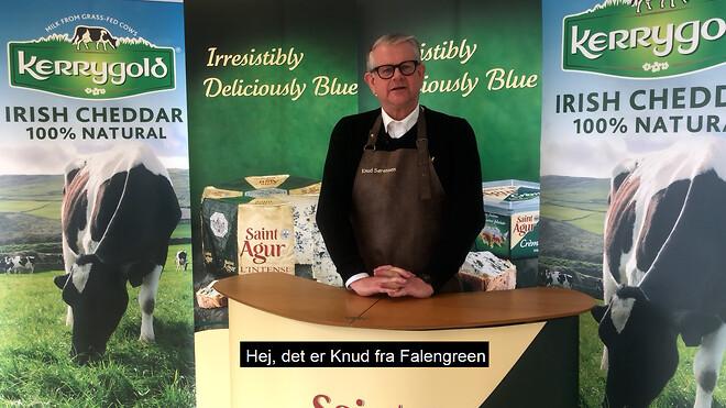 Knud fra Falengreen snakker om produkterne