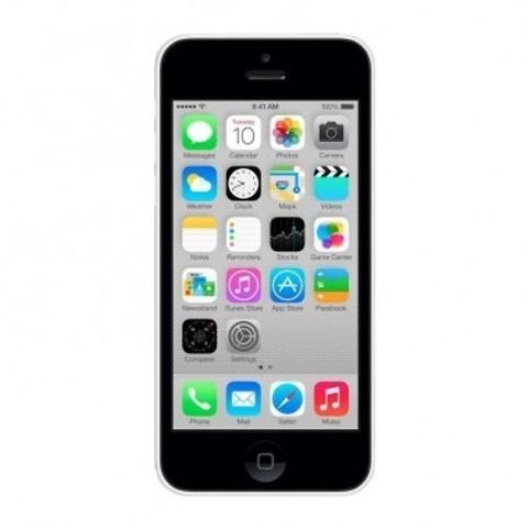 Apple iphone 5C 16GB (hvid) - grade b - mobiltelefon