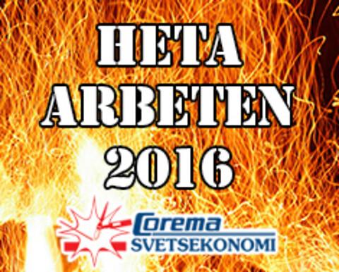 Heta Arbeten 2016