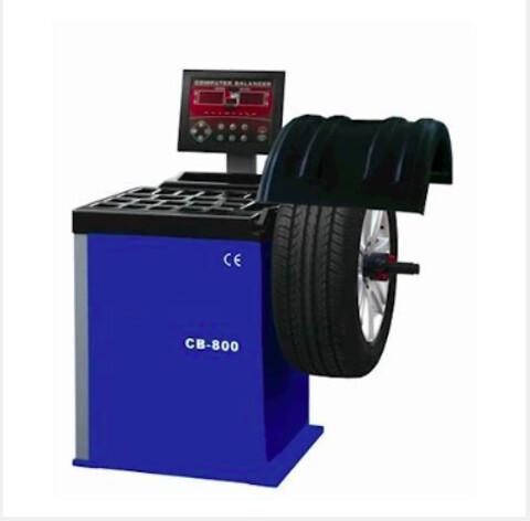 Afbalancerings apparat CB800 fra AJ Engros A/S