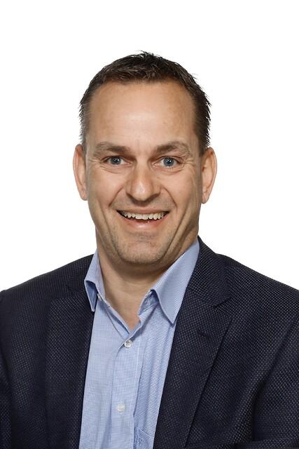 Ny mand hos Isola i Fredericia - Lars Pedersen Isola