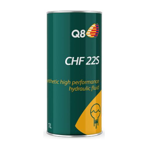 Q8 introducerer ny hydraulikvæske