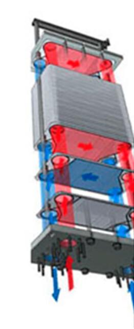 Huhnseal AS tilbyr renovering av pakninger og plater til varmevekslere