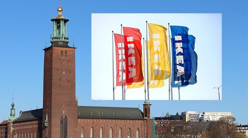 Ikea miljardsatsar på Stockholm – fyra nya butiker ska öppnas