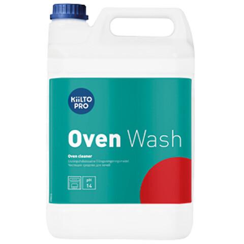 Kiilto Oven Wash - effektiv rengøring til selvrensende ovne.