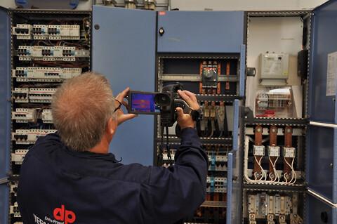 Opgraderingskursus for eksisterende DBI-certificerede el-termografer
