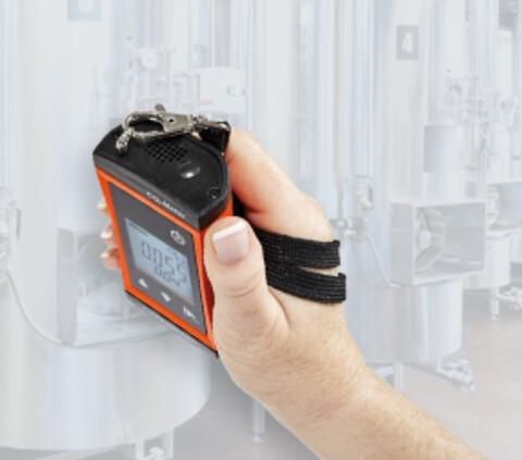 GHM Måleteknik : G1910 CO2 måler