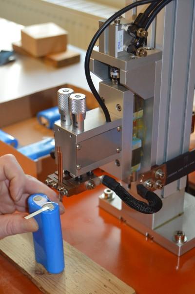 Produktion af batteripakke