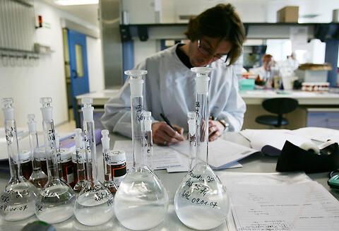 Brandsikkerhed i laboratorier