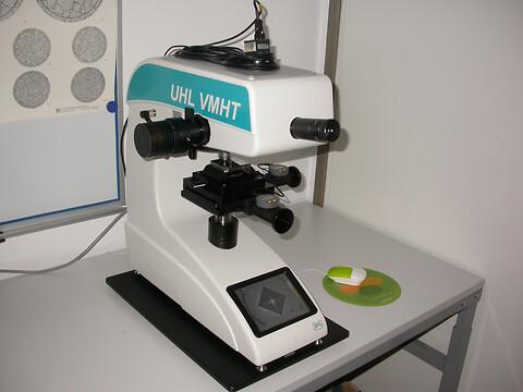 Walter Uhl VMHT-002VD  2011 - Micro Vickers Hårdhetsprovare
