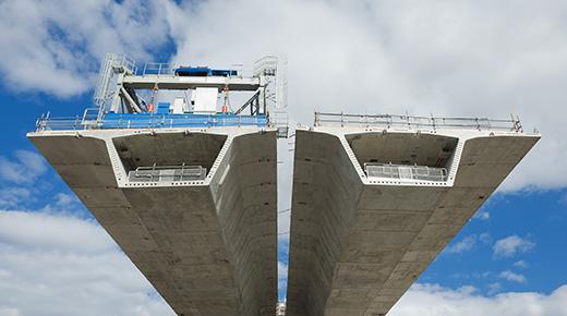 Peab bygger en ny bro i Uppsala - Building Supply SE