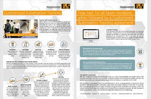 Uddannelse, automation, kompetenceniveauet, programmerings- og automationsplatform