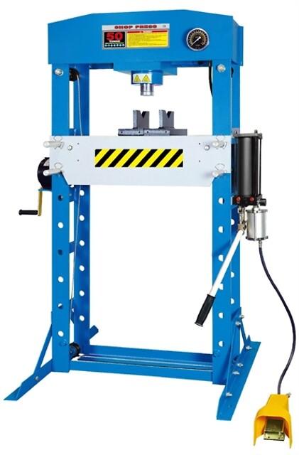 Luft hydraulisk presse 50T pro
