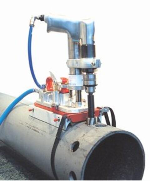 DRILLMATE vakuumstander Vac Force 2000  fra Hajo Tool A/S