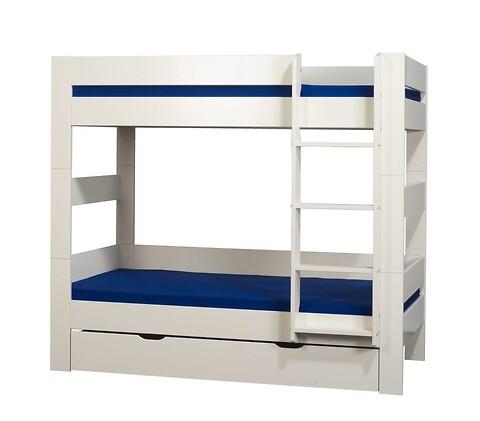Køjeseng med sengeskuffe