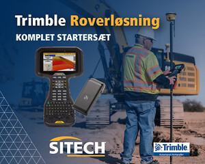 Trimble roverløsning TSC5 controller Empower modul