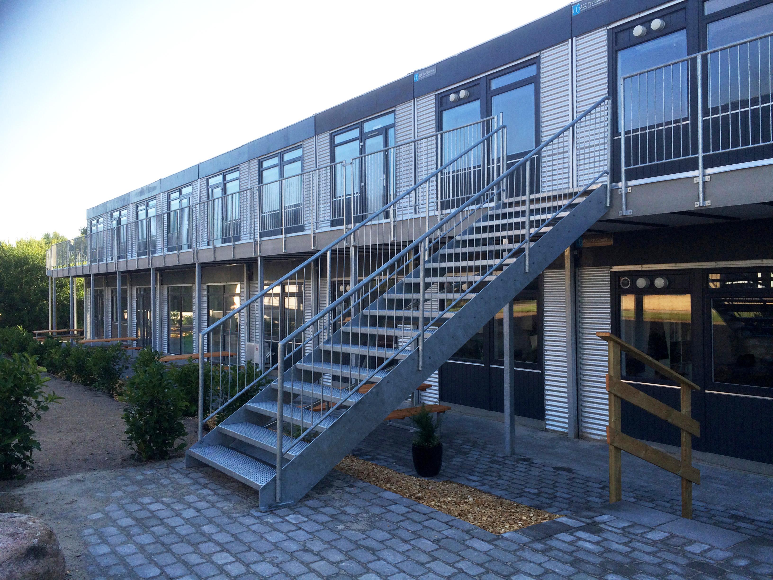 Picture of: Teknisk Skole I Silkeborg Bliver Til Dagpleje I Hedensted Wood Supply Dk