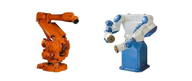 Lejer til robotapplikationer fra Nomo