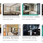 På pro.hansgrohe.dk finder du referencer fra hele verden, hvor der er valgt AXOR og hansgrohe produkter.