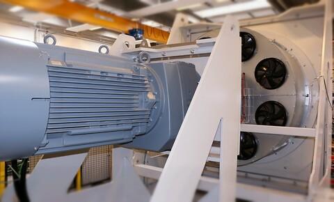 Converter & Generator test equipment