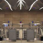 RIMO Metro flugtvejsarmatur i fordelingsområde