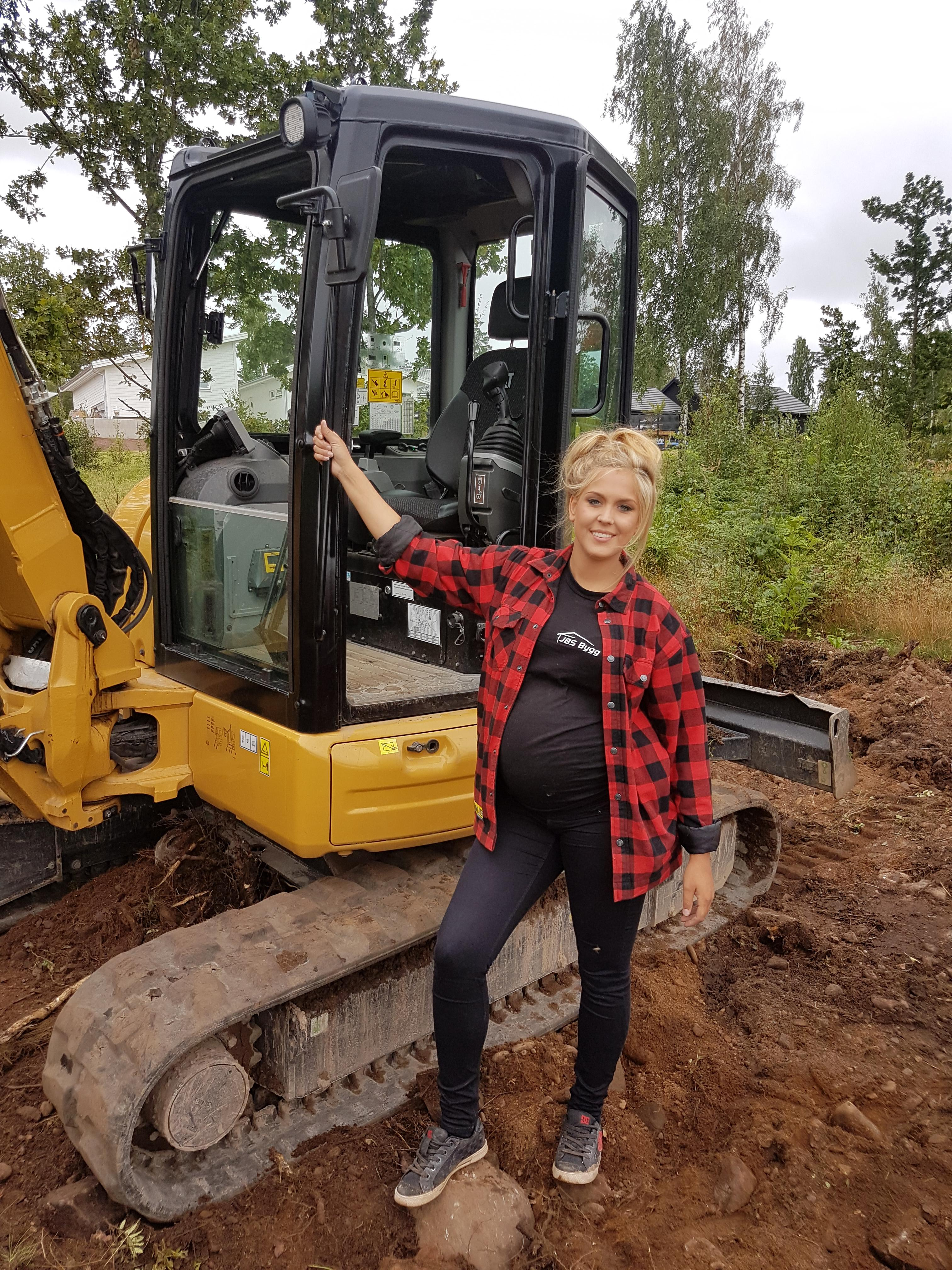 grävmaskinist söker jobb