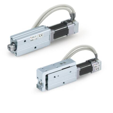 Mini-aktuator til din robotapplikation: LEP fra SMC - Elektrisk aktuator fra SMC i miniudgave, LEP