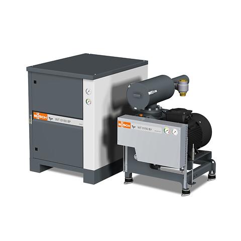 TYR rotasjonsblåser - TYR rotasjonsblåser m/kabinett