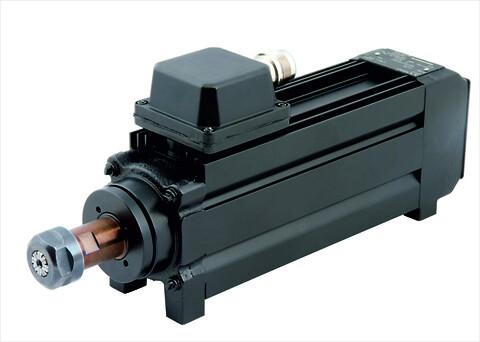 Isel Germany  iSA 1500 - Frässpindel \nspindelmotor\nbearbeta \nmaskinkonstruktion\nautomation \nfräsverktyg