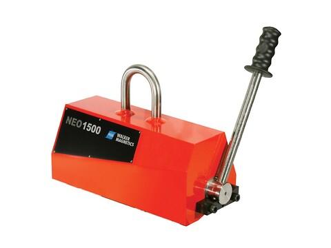 Demo løftemagnet 1000/500 kg neolift