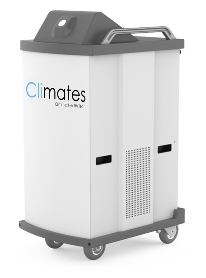 Climates Desinficering Robot