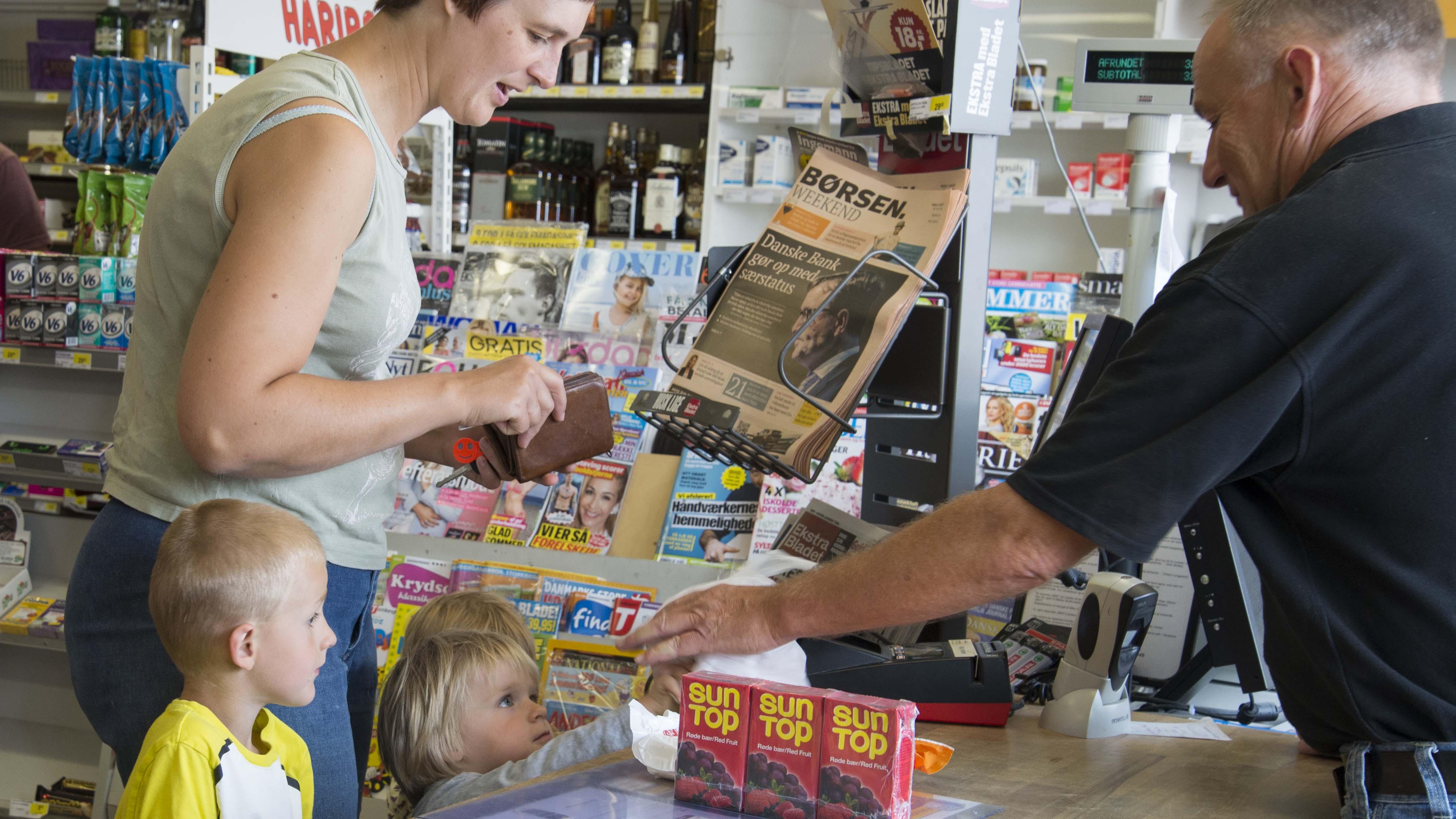 6ca511d18cf3 ... lokale butikker skal byde på unikke indkøbsoplevelser. Arkivfoto   Helle-Karin Helstrand