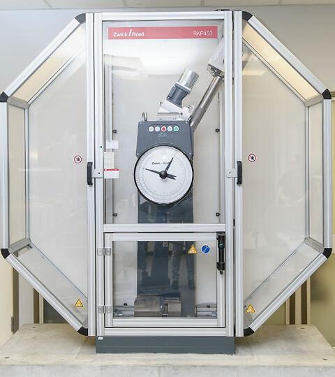 Mekanisk provning hos Safe Control säkerställer kvaliteten