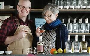 Sydfynsk whisky destilleres med Kosan BioMix som brændstof