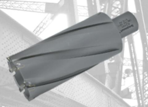 Kjernebor HM-STD - 80mm dybde fra HR-Maskin