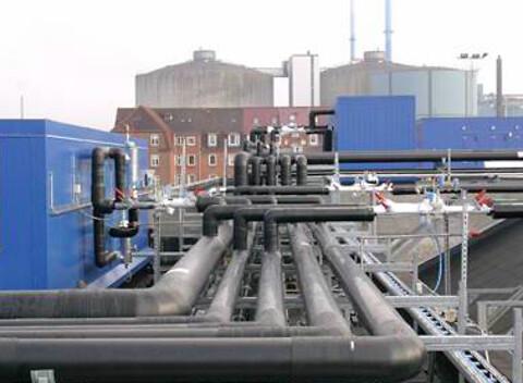 LOGSTORS løsninger til køling tager hensyn til omgivelsernes påvirkning af rørene - rør til køling med industrielle formål
