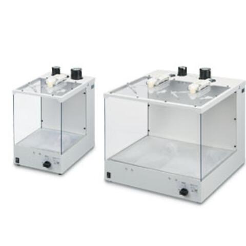 Fjern statisk elektricitet med en ionizer bordmodel fra SMC